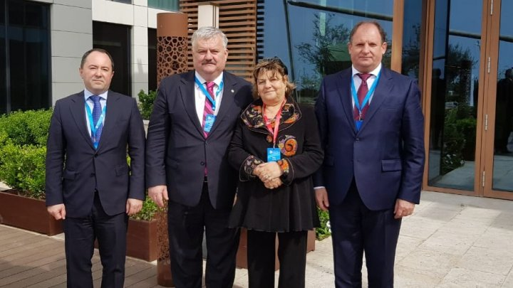 Igor Șarov a participat la cel de al V-lea Forum Global pentru Dialog Intercultural de la Baku