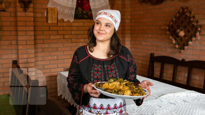 Şi-au propus să aline dorul moldovenilor plecaţi peste hotare. La Ciuciuleni s-au pregătit sarmale în cadrul unui eveniment inedit (FOTO)