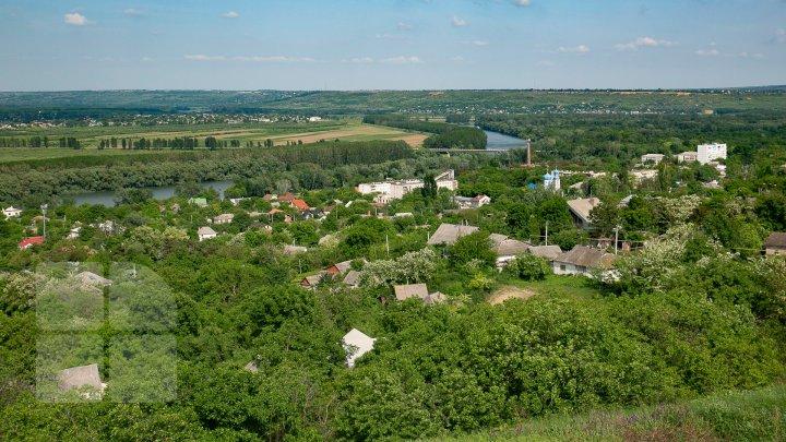 PEISAJE MIRIFICE. Vadul lui Vodă, cel mai verde oraş din Moldova (FOTOREPORT)