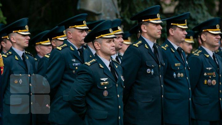 Ceremonia dedicată Zilei Internaționale a Trupelor ONU (FOTOREPORT)