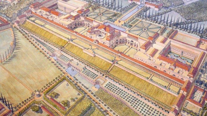 Ce au descoperit arheologii în perimetrul palatului lui Nero de la Roma