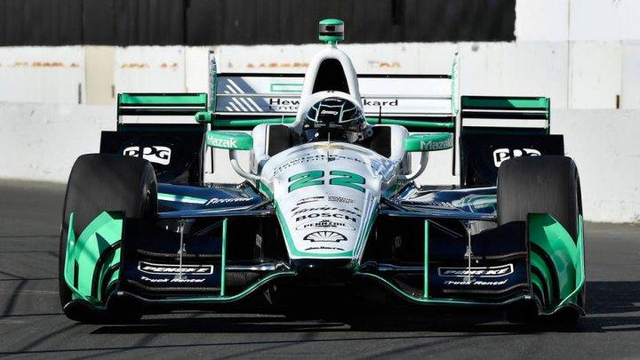 Simon Pagenaud a câștigat Marele Premiu de la Indianapolis