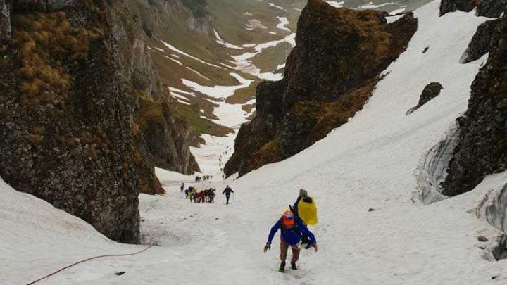 Circa 100 de moldoveni vor participa la cel mai dur ultramaraton din Europa (FOTO)