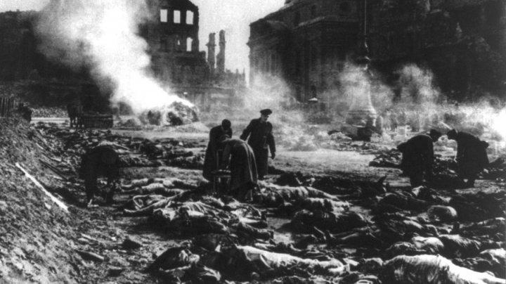 19 oameni mureau în FIECARE MINUT. Statistici GROAZNICE al Celui de-al Doilea Război Mondial