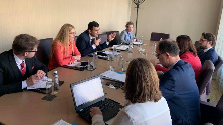 Chiril Gaburici: Datorită UE am reușit să creăm oportunități multiple pentru dezvoltarea economică și durabilă a Moldovei