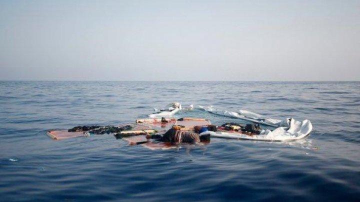 Tragedie: Cel puţin 70 de migranţi au murit înecaţi în Mediterana