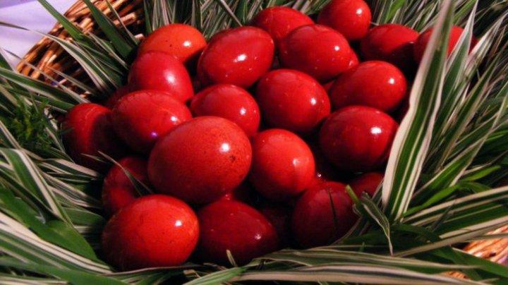 Paştele Blajinilor. Ce trebuie să faci cu ouăle roşii, după tradiţie