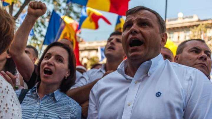 FABRIKA: Ținta reală a acțiunilor ilegale ale blocului ACUM și a amenințărilor cu destabilizarea politică
