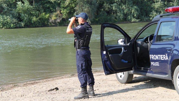 NU LE-A MERS! Ce făceau 10 moldoveni în zona de frontieră. Vor fi AMENDAŢI (FOTO)