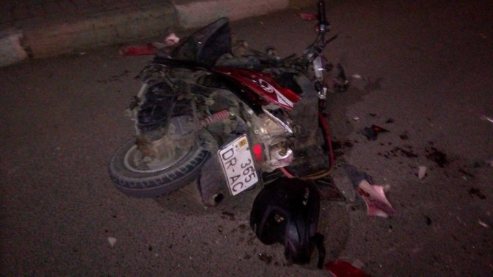 Accident pe strada Calea Ieşilor din Capitală. Doi minori, RĂNIŢI