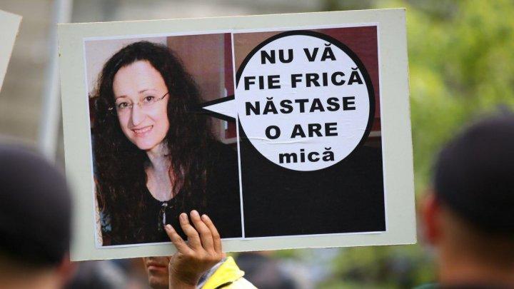 FOTOREPORT: Momente surprinse în timpul protestului împotriva PAS - PPDA