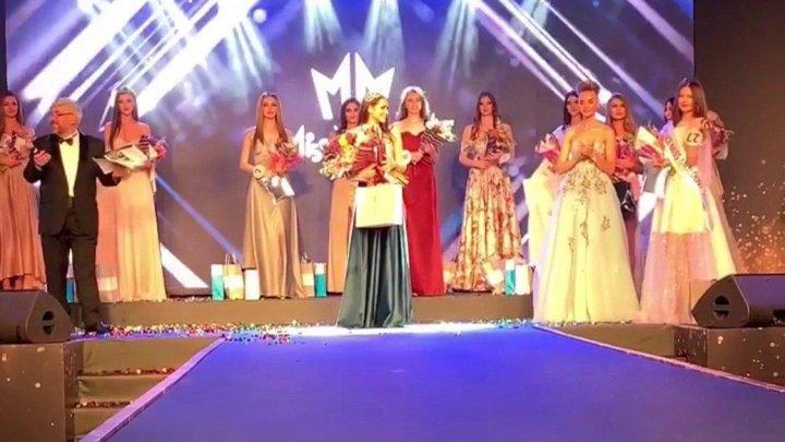 A fost aleasă Miss Moldova 2019: Cum arată cea mai frumoasă moldoveancă (FOTO)