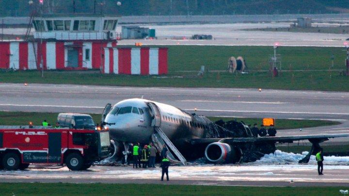 ACCIDENTUL AVIATIC DIN MOSCOVA: Numărul decedaților putea fi mai mic, dacă unii pasageri nu ar fi încerca să-și salveze bagajele
