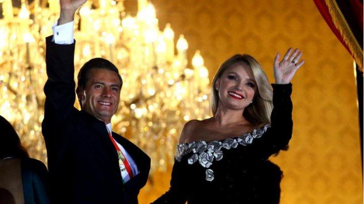 Fostul cuplu prezidenţial din Mexic A DIVORŢAT. Cu cine a fost surprins oficialul la scurt timp după separare