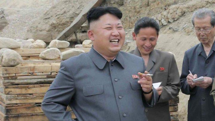Liderul nord-coreean Kim Jong Un a ordonat o lovitură cu rază lungă de acţiune