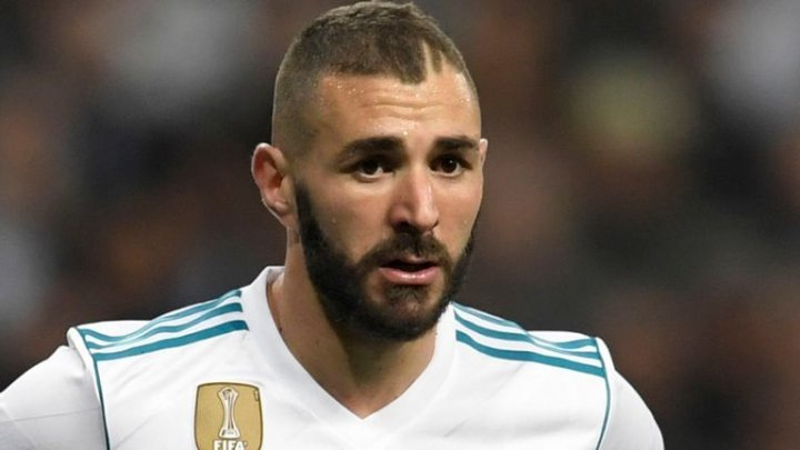 Atacantul Karim Benzema a reluat antrenamentele cu Real Madrid