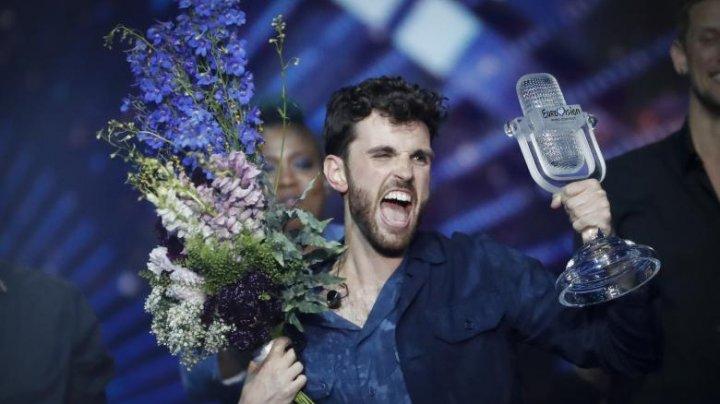 Eroare de calcul la Eurovision. Clasamentul a fost dat peste cap