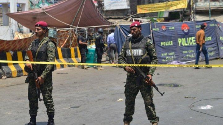 Atac armat în desfăşurare la un hotel de cinci stele din Pakistan