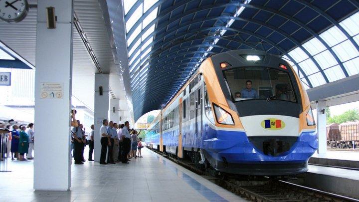Circulaţia mai multor trenuri a fost sistată. Vezi ce garnituri internaționale nu mai circulă