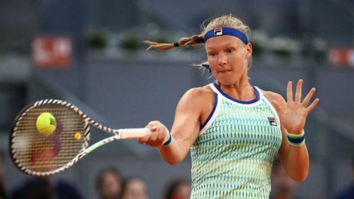 Jucătoarea olandeză de tenis Kiki Bertens este laureata turneului WTA de la Madrid
