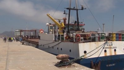 O navă sub pavilion moldovenesc, oprită cu peste 10.000 de kilograme de haşiş în Spania