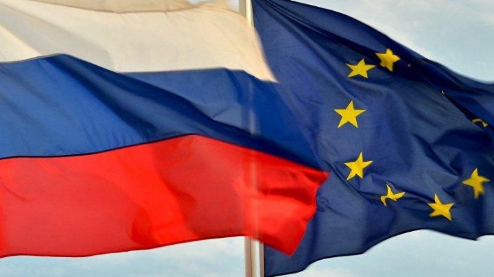 Rusia: Uniunea Europeană prelungește cu șase luni sancțiunile economice