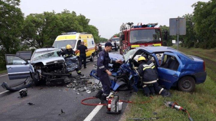 A murit încă o persoană, implicată în tragicul accident din Găgăuzia (VIDEO)
