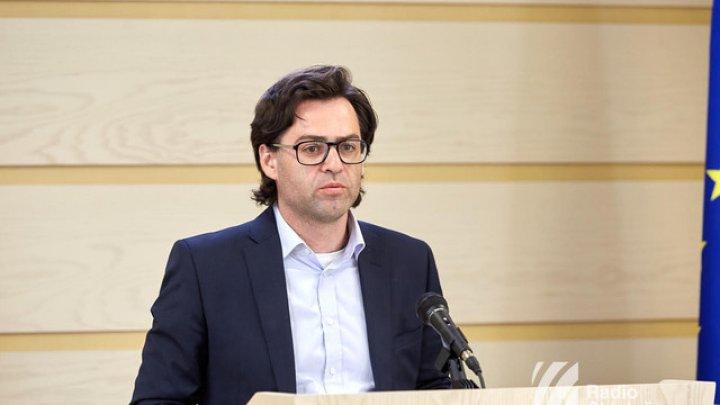 (VIDEO) Ministrul de Externe Nicu Popescu nu crede în viitorul guvernului Sandu: Nu am foarte multe motive să cred că vom fi acea oază de stabilitate politică