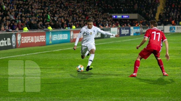 Starul Mbappe, în lotul lui PSG pentru meciul cu Bordeaux, din Ligue 1