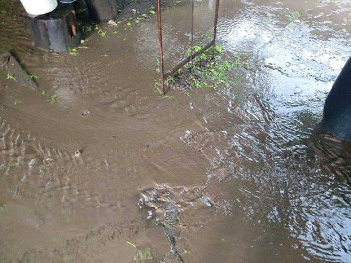 S-A DEZLĂNȚUIT CERUL în Moldova. Zeci de case inundate şi localităţi fără lumină (FOTO/VIDEO)
