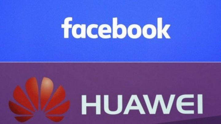 Facebook suspendă preinstalarea aplicaţiilor sale pe telefoanele Huawei. Care este motivul