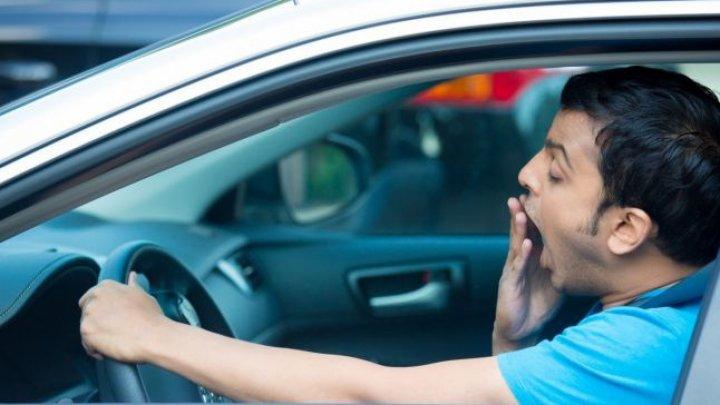 Somnul la volan este FATAL! Trei oameni au muri, iar 14 au fost răniți din cauza șoferilor adormiți