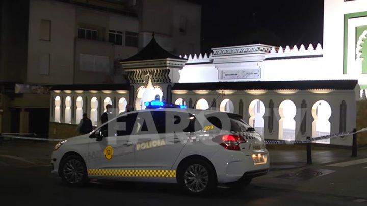 Atac armat la o moschee din orașul spaniol Ceuta (VIDEO)