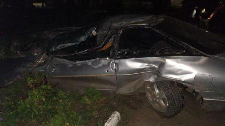 ACCIDENT FATAL la intrarea în Cahul. Şoferul a murit pe loc