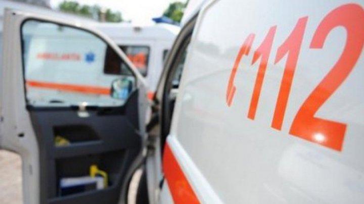 O acrobată a unui circ din Ungaria a ajuns la spital după ce a căzut de la înălţime. MOMENTUL CĂDERII (VIDEO)