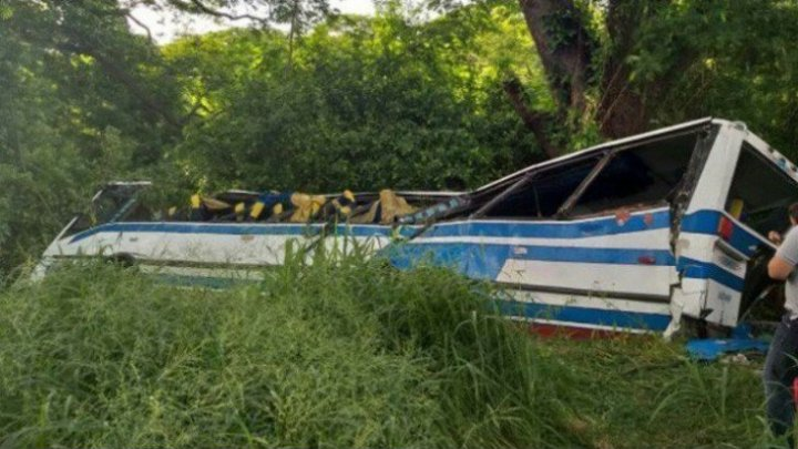 ACCIDENT FATAL în Venezuela: Cel puţin 18 oameni au murit