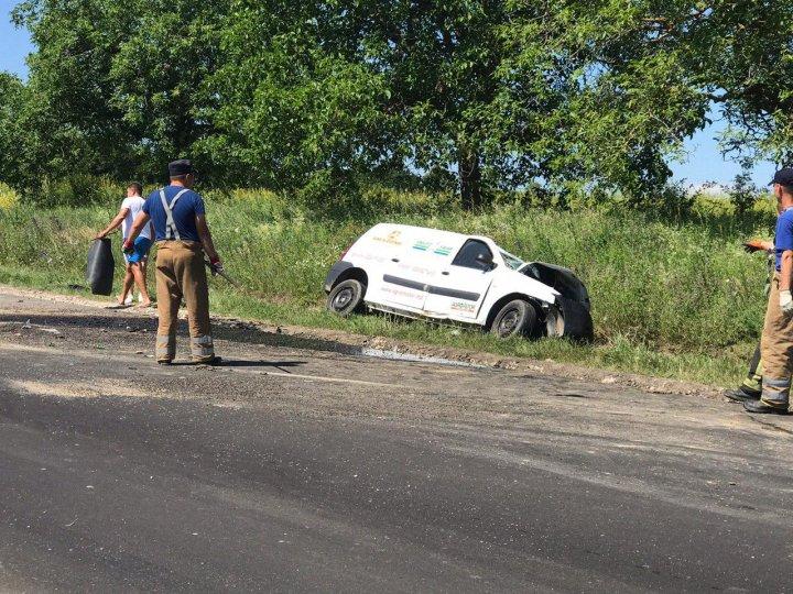 ACCIDENT GRAV pe șoseaua Balcani: Sunt victime. Poliţia, la faţa locului (VIDEO/FOTO)