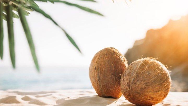 Uleiul de cocos păstrează frumuseţea vedetelor de la Hollywood
