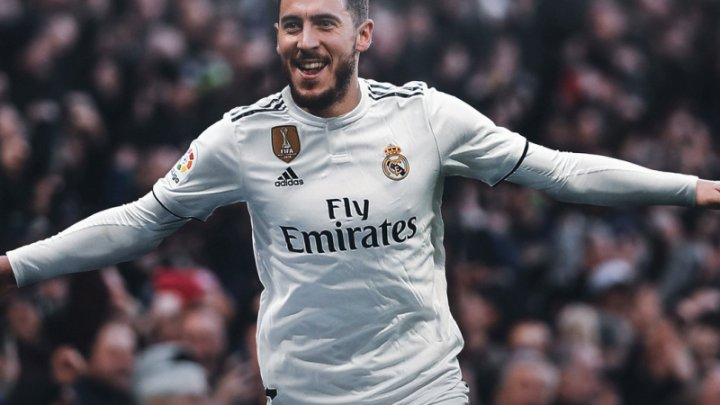 """Eden Hazard este noul jucător al echipei Real Madrid. Cât au plătit """"galacticii"""" pentru transferul mijlocaşului belgian"""