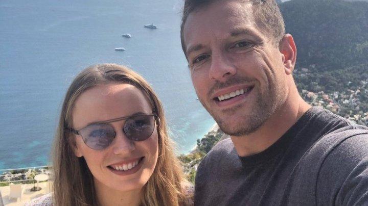 Jucătoarea de tenis Caroline Wozniacki s-a căsătorit cu fostul baschetbalist David Lee