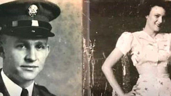 Reuniune emoționantă! Un veteran de război și-a revăzut marea dragostea după 75 de ani (VIDEO)