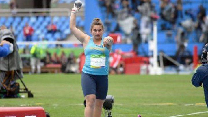 CU GÂNDUL LA TOKYO. Dimitriana Surdu se pregăteşte pentru Jocurile Olimpice din 2020