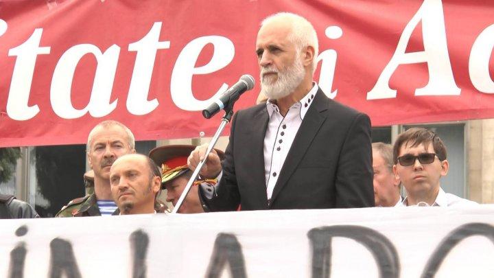 Valentin Dolganiuc: Protestele organizate de PAS și PPDA s-au decis în afara Moldovei şi au fost dirijate de un interlop