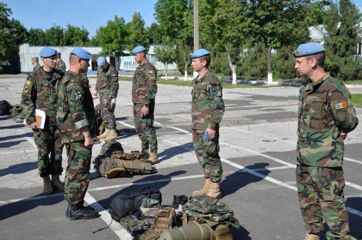 """Armata Naţională detaşează  un contingent de militari la  exerciţiul """"Sea Breeze 2019"""""""