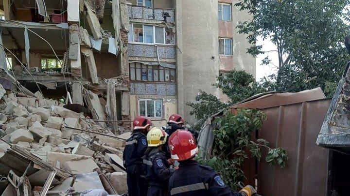 Cine este EROUL care a SALVAT locatarii blocului prăbușit de la Otaci