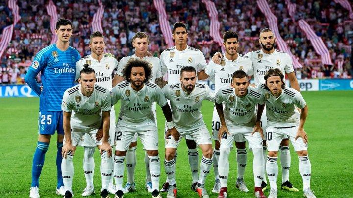 Real Madrid şi-a prezentat într-un mod original noul echipament pentru meciurile din deplasare