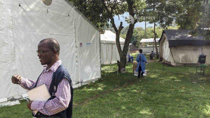 Un băiat din Uganda de cinci ani a decedat de Ebola. Alte două cazuri au fost confirmate