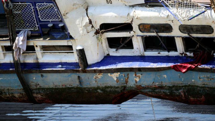 Alte trei victime ale accidentului de pe Dunăre la Budapesta au fost identificate