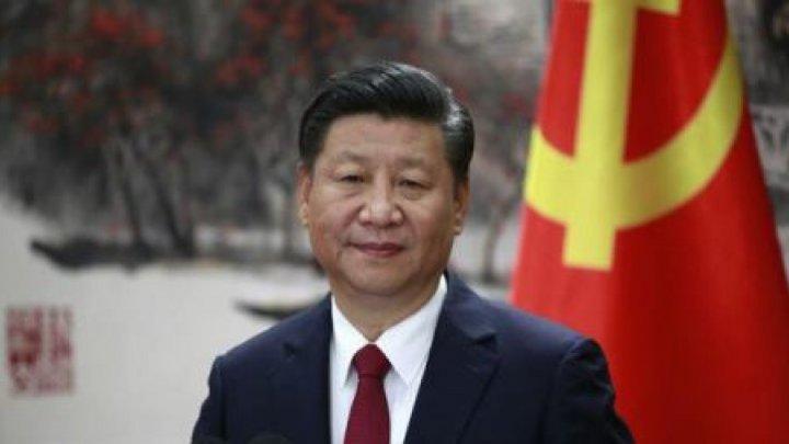 Xi Jinping a sosit în Coreea de Nord, în prima vizită în această ţară în ultimii 14 ani a unui preşedinte chinez