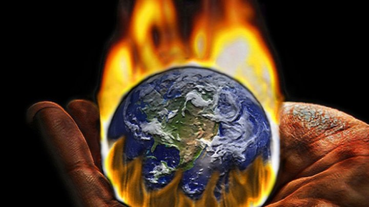 Raport: Încălzirea globală accelerată va devasta omenirea până în 2050